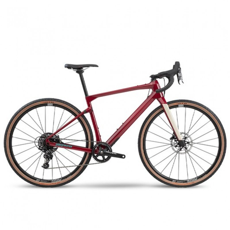 BMC URS Four Apex 1 Disc Gravel Bike 2020