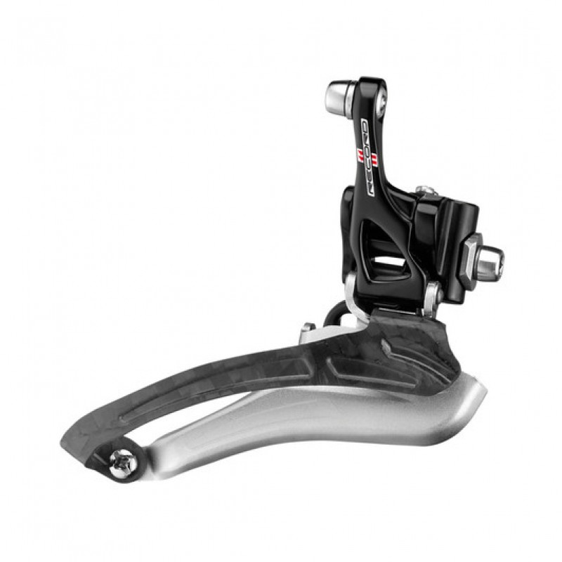 Campagnolo Record 11 Speed Braze-On S2 Front Derailleur