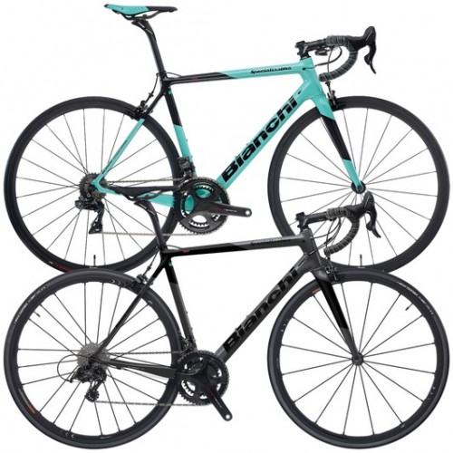 Bianchi Specialissima CV Super Record EPS 12-Speed Road Bike 2020