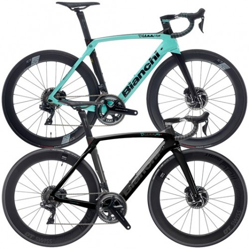 Bianchi Oltre XR4 CV Dura-Ace Di2 Disc Road Bike 2020
