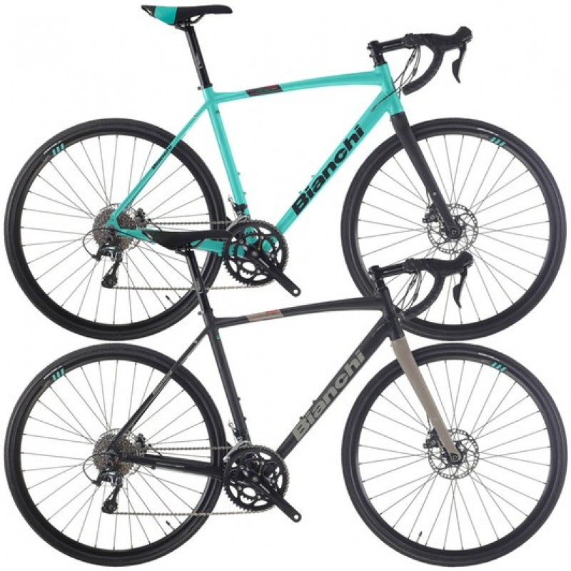 Bianchi Via Nirone 7 Allroad GRX 400 Disc Gravel Road Bike 2020