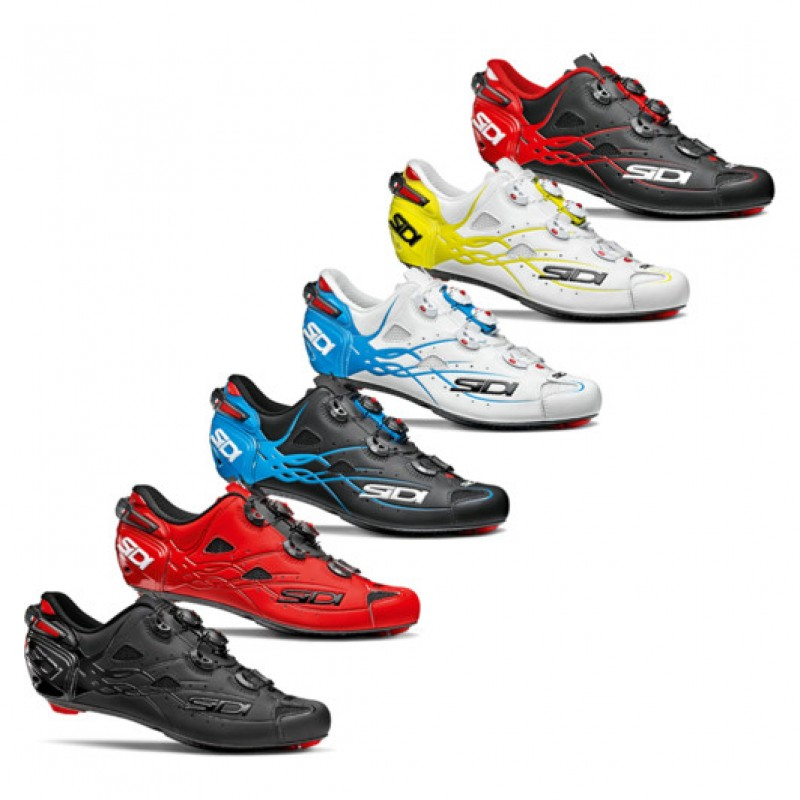 Sidi Shot Matt Road Cycling Shoes