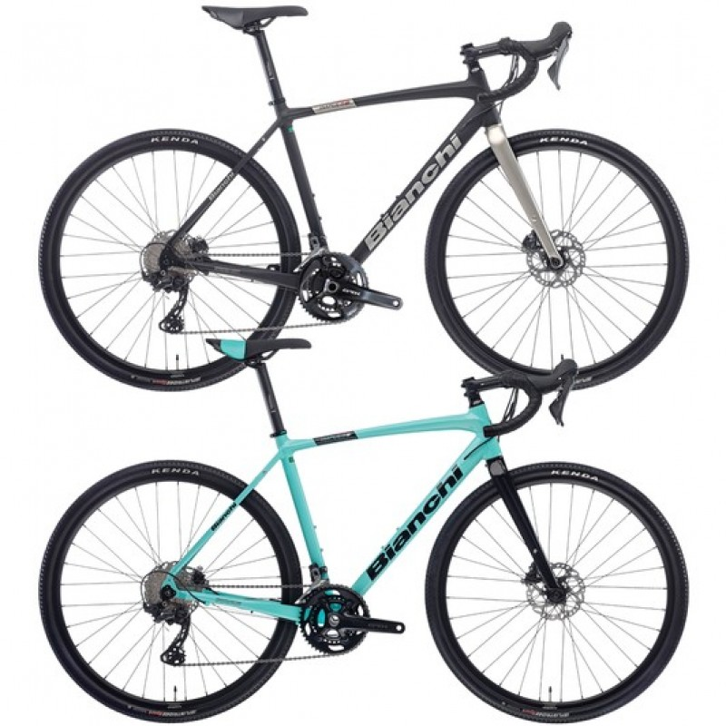 Bianchi Impulso Allroad GRX 600 Disc Gravel Bike 2020