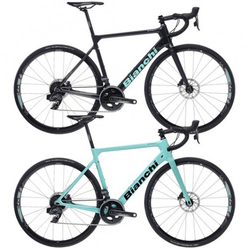 Bianchi Sprint Force ETap AXS Disc Road Bike 2020