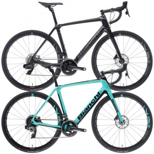 Bianchi Infinito CV SRAM Force ETap AXS Disc Road Bike 2020