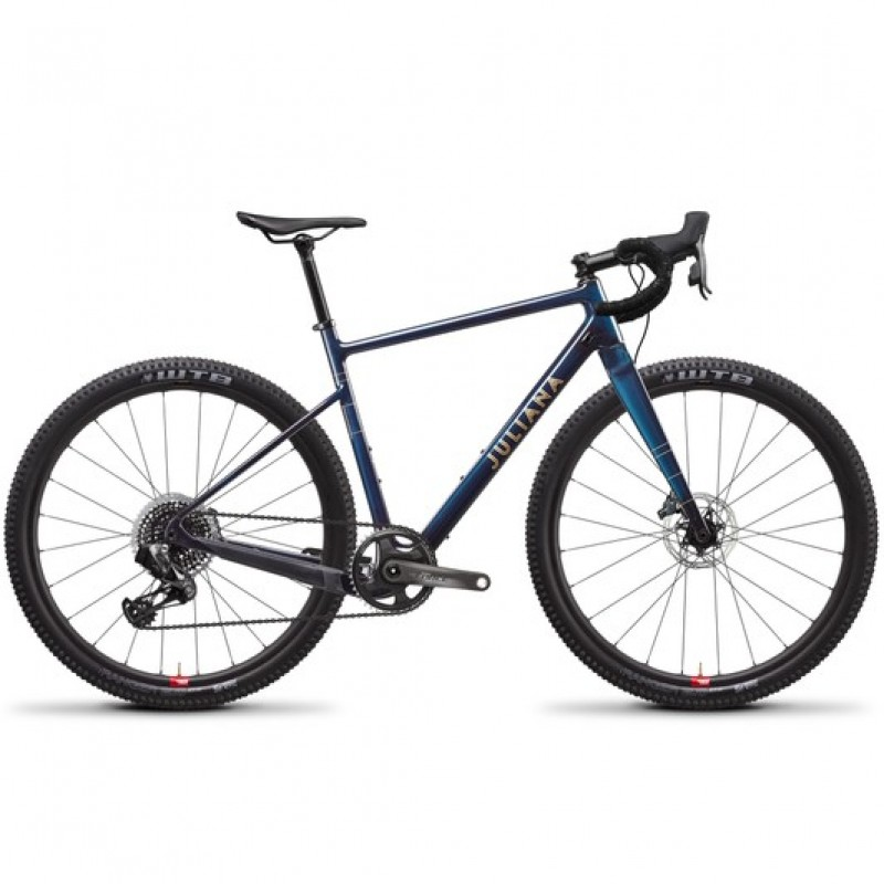 Juliana Quincy Carbon CC Force AXS Reserve 650b Womens Gravel Bike 2020