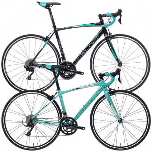 Bianchi Via Nirone 7 Dama Bianca 105 Womens Road Bike 2020