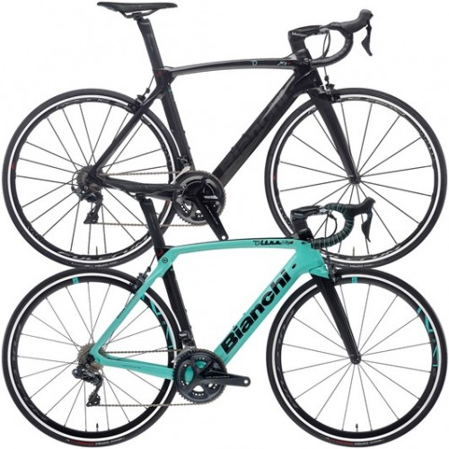 Bianchi Oltre XR4 CV Dura-Ace Road Bike 2020 (Fulcrum Racing Zero C17)