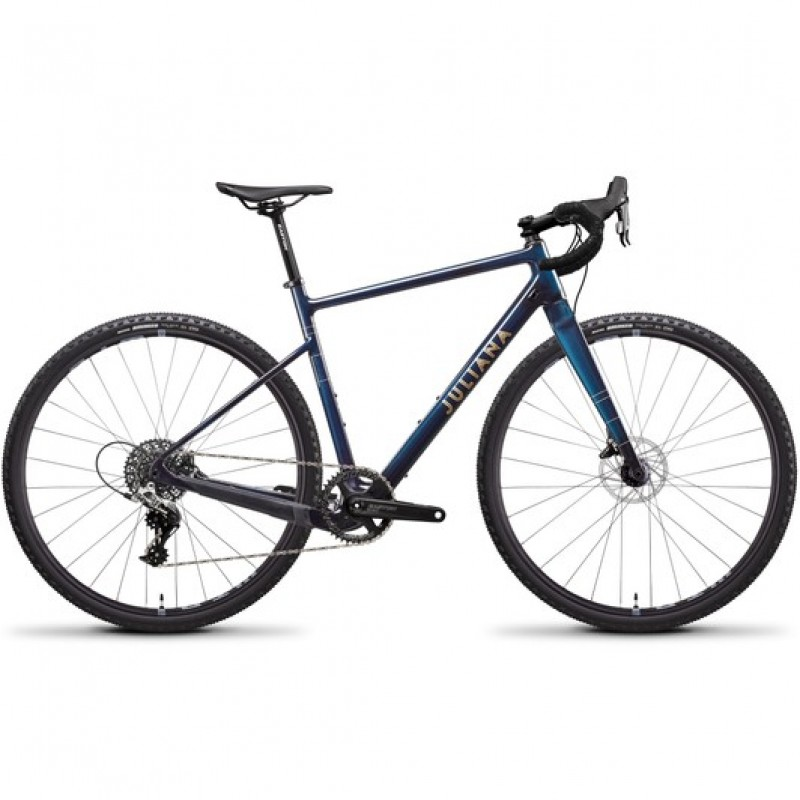 Juliana Quincy Carbon CC Rival Womens Gravel Bike 2020