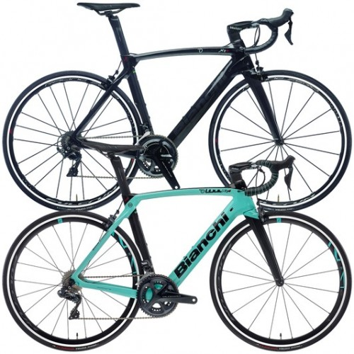 Bianchi Oltre XR4 CV Super Record EPS 12-Speed Road Bike 2020