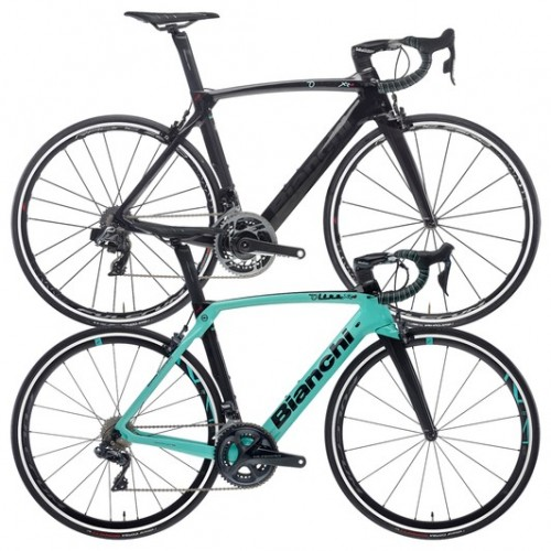 Bianchi Oltre XR4 CV RED ETap AXS Road Bike 2020