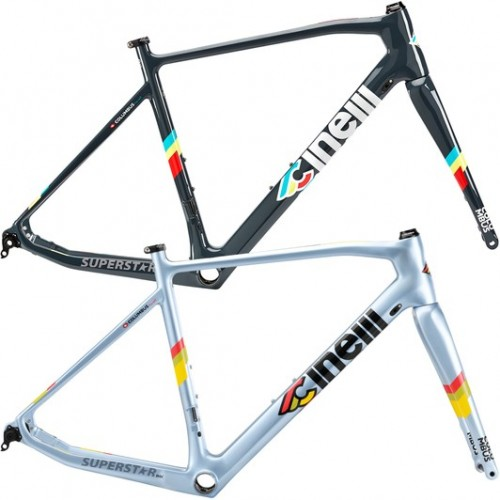 Cinelli Superstar Disc Frameset 2020