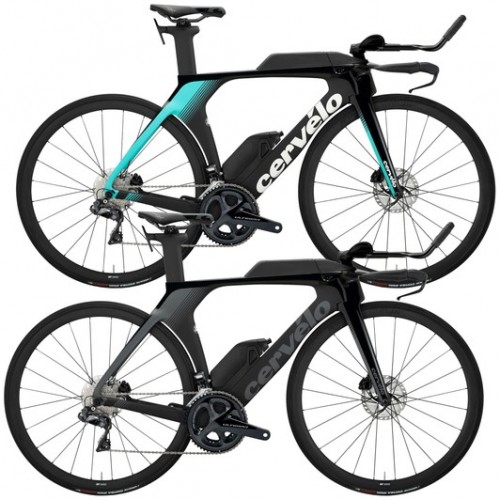 Cervelo P5 Ultegra Di2 Disc TT Triathlon Bike 2020