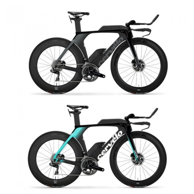 Cervelo P5 Dura-Ace Di2 Disc TT/Triathlon Bike 2020