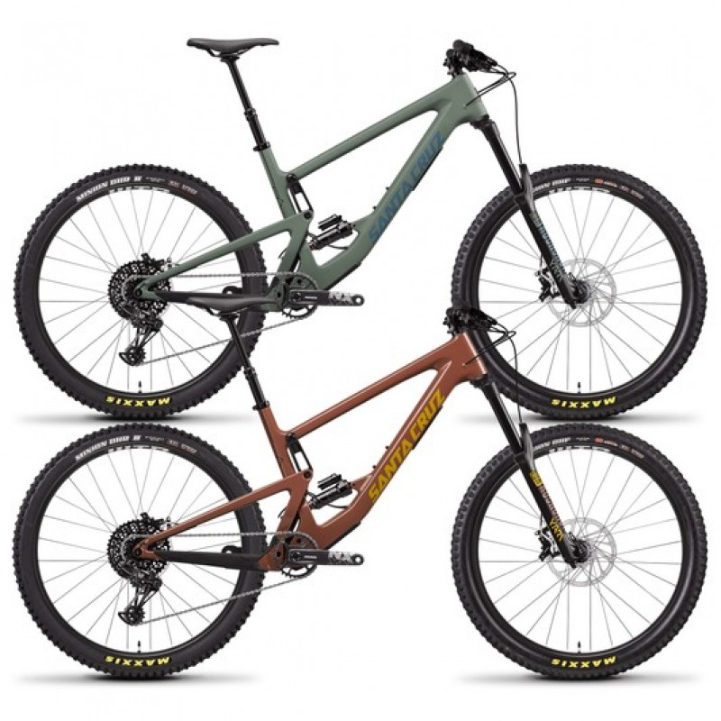 "Santa Cruz Bronson Carbon C R 27.5"" Mountain Bike 2020"