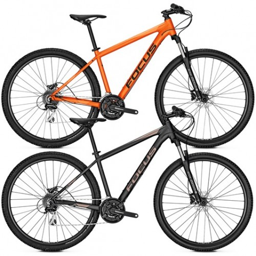 Focus Whistler 3.5 27.5 Hardtail Mountain Bike 2020