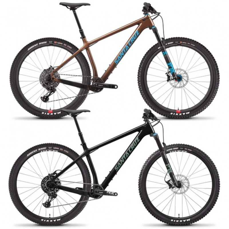"Santa Cruz Chameleon Carbon C SE Reserve 29"" Mountain Bike 2020"