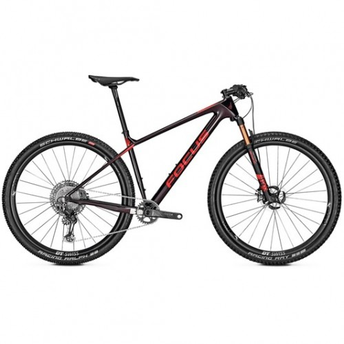 Focus Raven 9.9 Hardtail Mountain Bike 2020