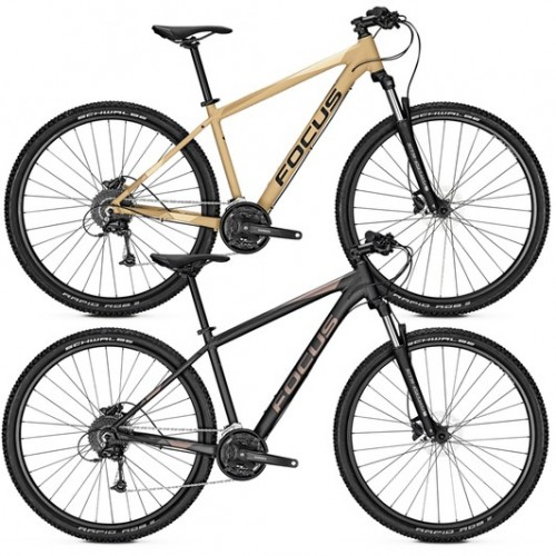 Focus Whistler 3.6 29 Hardtail Mountain Bike 2020