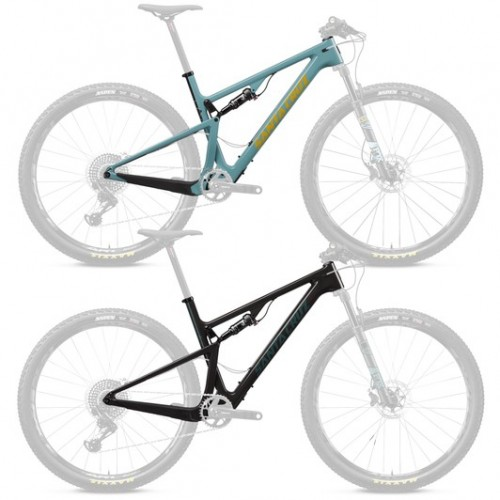 Santa Cruz Blur Carbon CC Mountain Bike Frame 2020