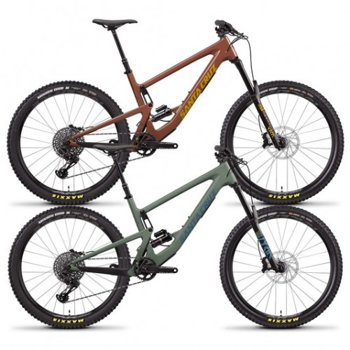"Santa Cruz Bronson Carbon C S 27.5"" Mountain Bike 2020"