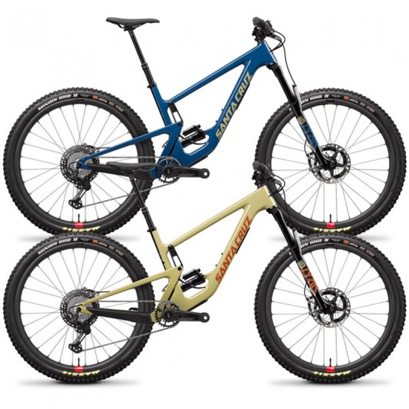"Santa Cruz Hightower Carbon CC XTR Reserve 29"" Mountain Bike 2020"