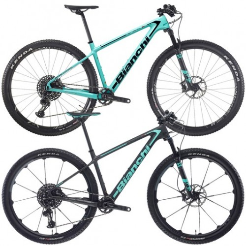 Bianchi Methanol CV RS 9.3 Mountain Bike 2020