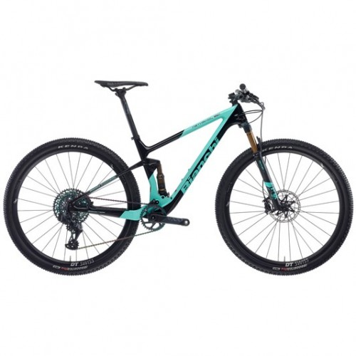 Bianchi Methanol CV FS 9.1 Mountain Bike 2020