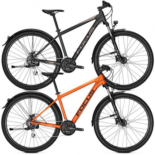 Focus Whistler 3.5 EQP 27.5 Hardtail Mountain Bike 2020