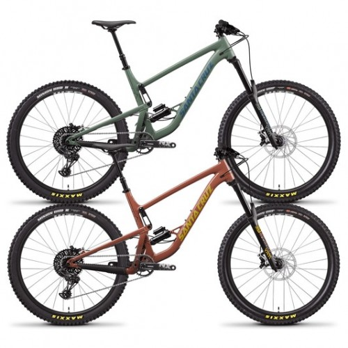 "Santa Cruz Bronson Alloy R 27.5"" Mountain Bike 2020"
