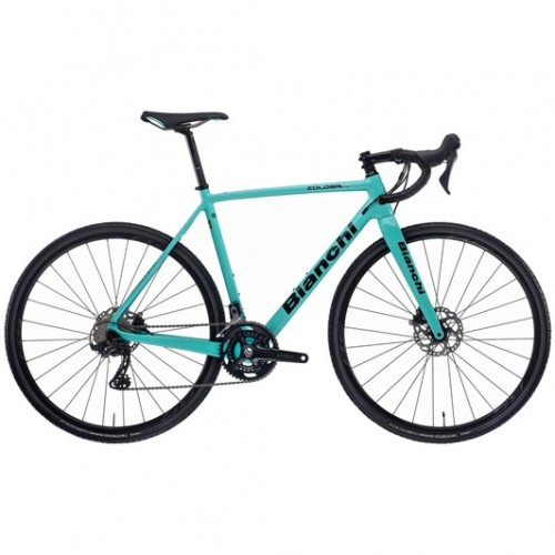 Bianchi Zolder Pro GRX 600 Disc Cyclocross Bike 2020