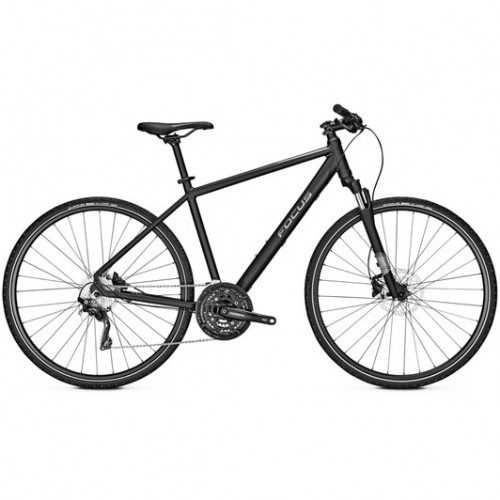 Focus Crater Lake 3.9 Disc Hybrid Bike 2020