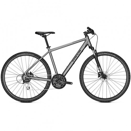 Focus Crater Lake 3.7 Disc Hybrid Bike 2020