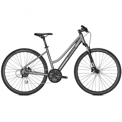 Focus Crater Lake 3.7 Womens Disc Hybrid Bike 2020