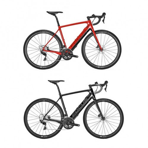 Focus Paralane2 9.6 Disc Electric Road Bike 2020