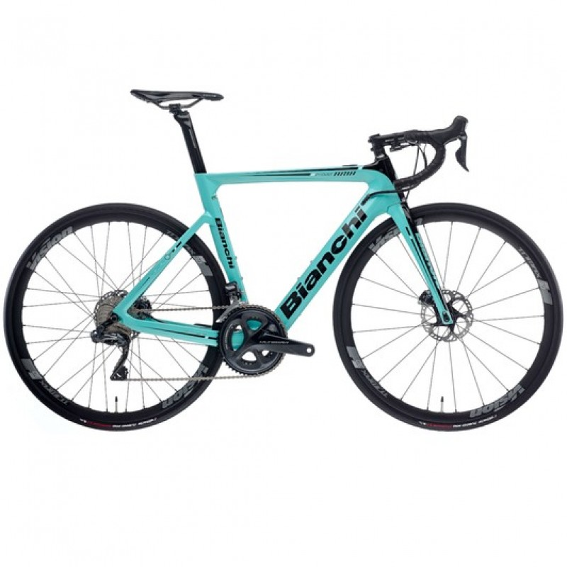 Bianchi Aria E-Road Ultegra Di2 Disc Electric Road Bike 2020
