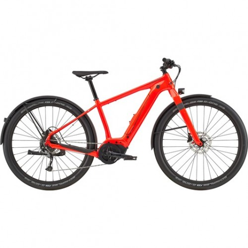 Cannondale Canvas Neo 2 Electric Hybrid Bike 2020