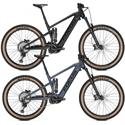 Focus Jam2 6.8 Plus Electric Mountain Bike 2020