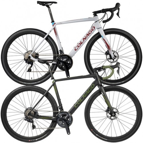 Colnago EGRV GRX Electric Disc Adventure Bike 2020