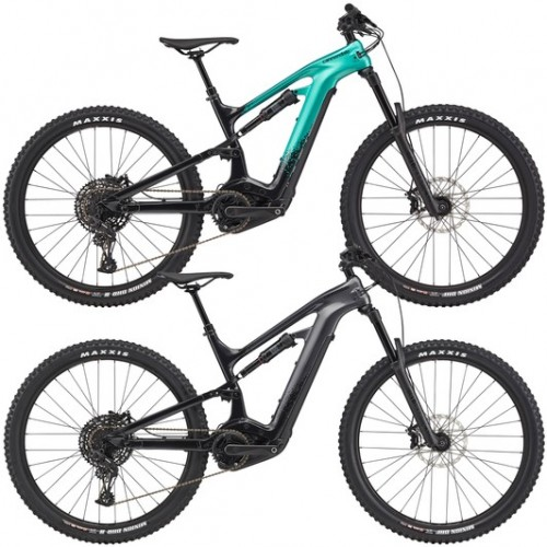 Cannondale Moterra 3 Electric Mountain Bike 2020
