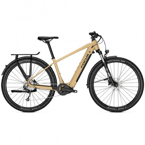 Focus Aventura2 6.6 Disc Electric Hybrid Bike 2020