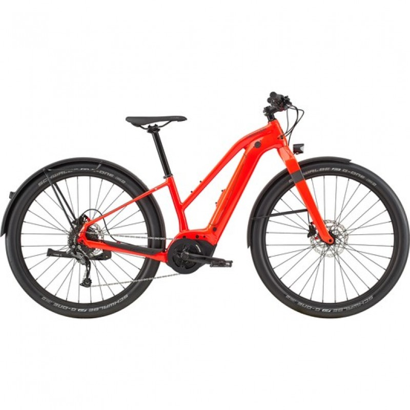 Cannondale Canvas Neo 2 Remixte Electric Hybrid Bike 2020