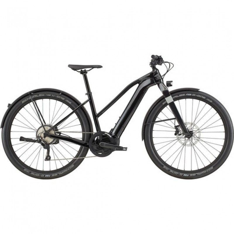 Cannondale Canvas Neo 1 Remixte Electric Hybrid Bike 2020