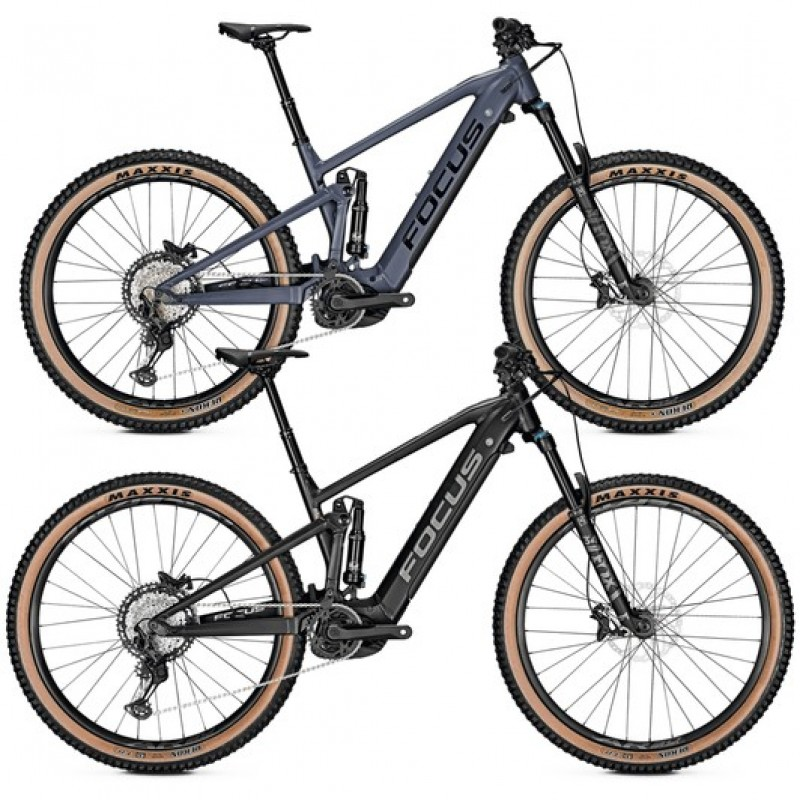 Focus Jam2 6.8 Nine Electric Mountain Bike 2020