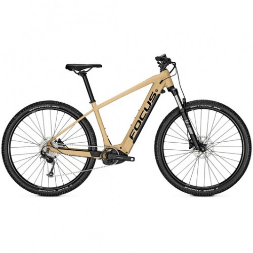 Focus Jarifa2 6.6 Seven Hardtail Electric Mountain Bike 2020
