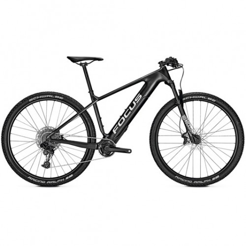 Focus Raven2 9.7 Hardtail Electric Mountain Bike 2020