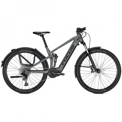 Focus Thron2 6.7 EQP Electric Mountain Bike 2020