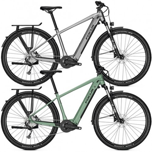 Focus Aventura2 6.7 Disc Electric Hybrid Bike 2020