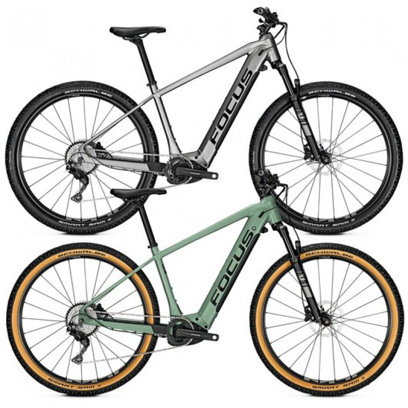 Focus Jarifa2 6.8 Nine Hardtail Electric Mountain Bike 2020