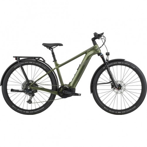 Cannondale Tesoro Neo X 1 Electric Mountain Bike 2020